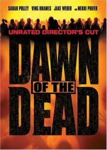 Dawn of the Dead remake poster