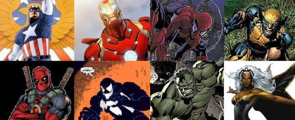 Marvel Staples