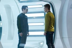 Kirk vs Khan