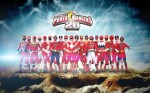 20 Years of Power Rangers