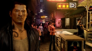 Wei - Sleeping Dogs