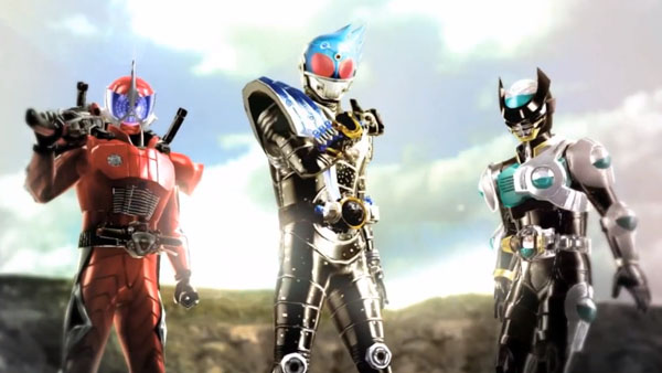 Neo-Heisei Riders unite