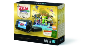 The Legend of Zelda: The Wind Waker HD bundle